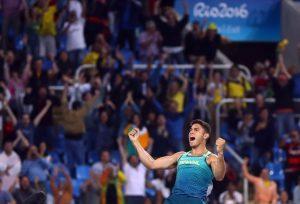 Thiago Braz é o novo campeão olímpico do Brasil (Foto: Reuters)