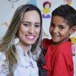 Dentista que realizou sonho de criança que não tinha dentes participará do programa Encontro