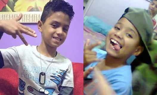Sobrinho de 9 e tio de apenas 10 anos de idade desaparecem em Conquista, familiares pede apoio à comunidade para ajuda-los a localizá-los.