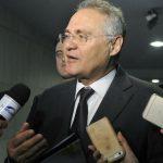 Presidente do Congresso disse que vai questionar no STF ação da Polícia Federal no Senado