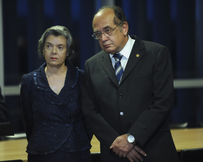 Gilmar tenta ser o candidato a presidente se Temer for cassado, por Luís Costa Pinto