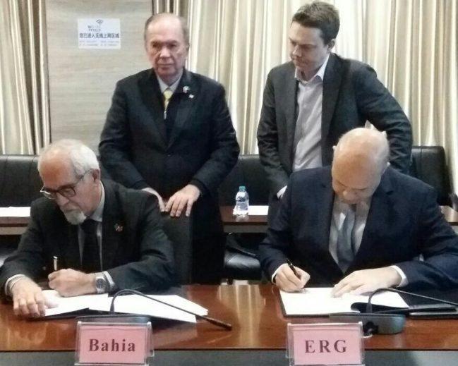 Governo avança em entendimentos para concretização da Fiol e do Porto Sul